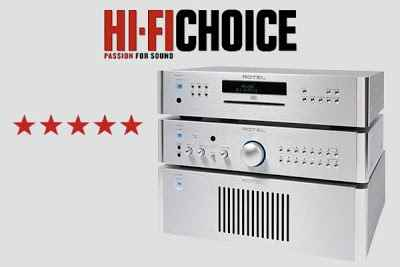 Rotel Hard Hitting HiFi