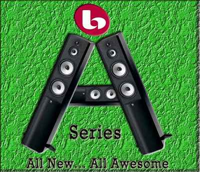 Boston Acoustics latest Series...