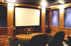 Home theater Johannesburg Sound and Image project