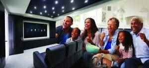 Sound and Image for the best Home Cinema